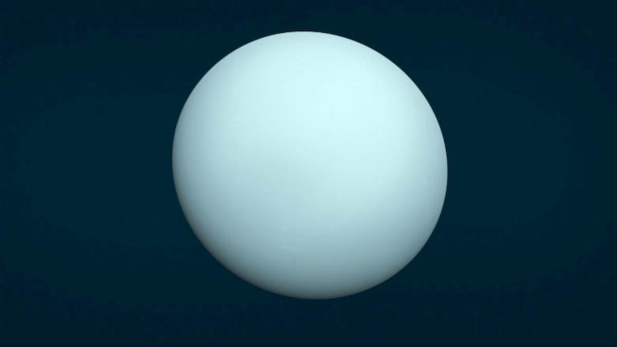【簡単解説】天王星の大きさはどれくらい?【3分でわかる】