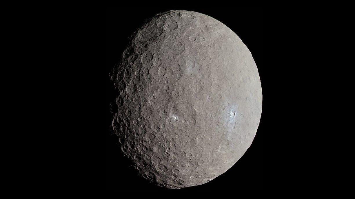 【簡単解説】太陽系の準惑星「ケレス」の大きさはどれくらい?【3分でわかる】