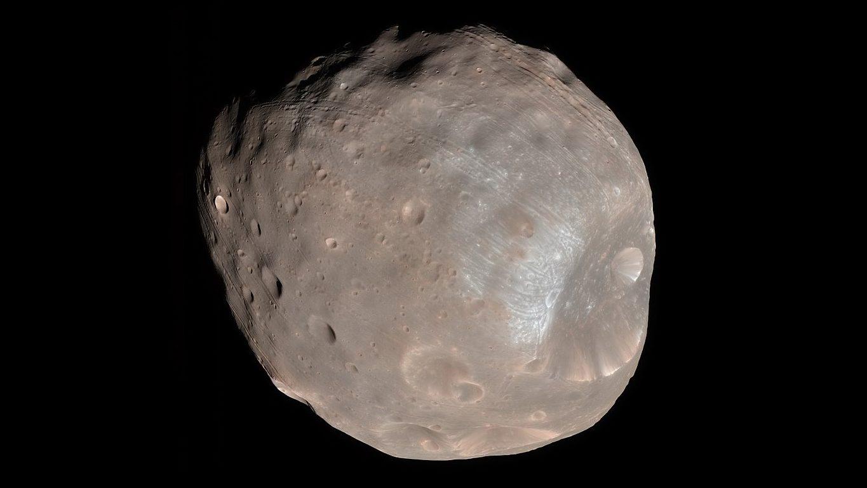 【簡単解説】火星の衛星「フォボス」の大きさはどれくらい?【3分でわかる】