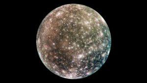 【簡単解説】木星の衛星「カリスト」の大きさはどれくらい?【3分でわかる】