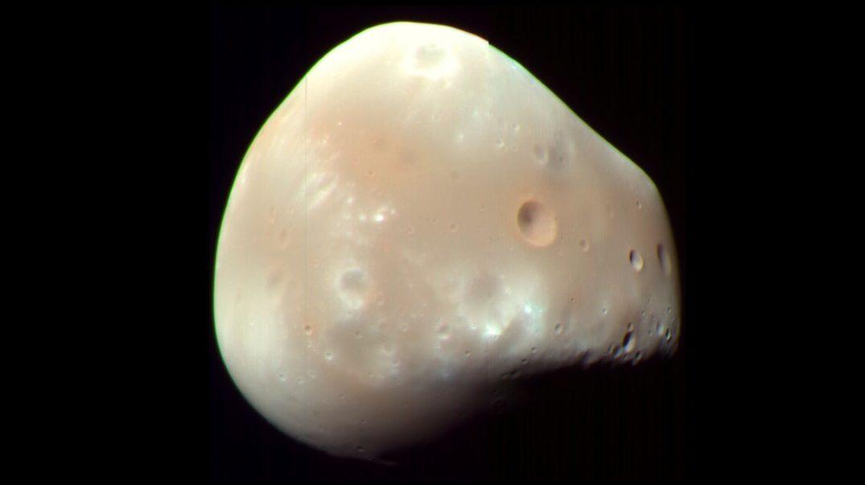 【簡単解説】火星の衛星「ダイモス」の大きさはどれくらい?【3分でわかる】
