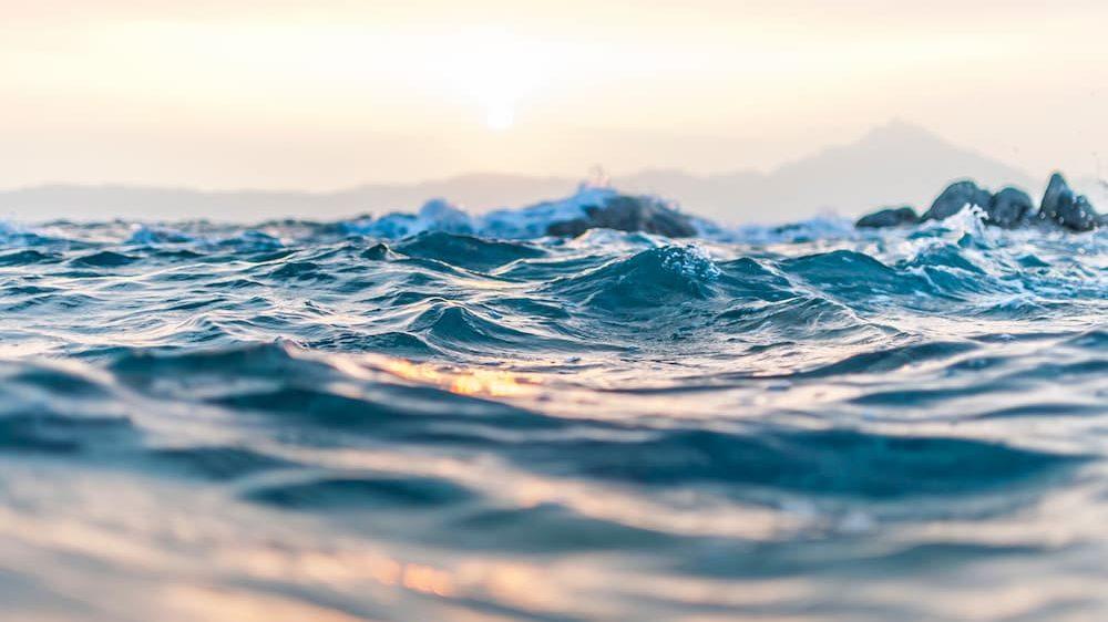 地球の水がなくなったらこんな感じらしいよ?